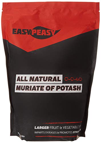 Easy Peasy Plants All-Natural Muriate of Potash Granules