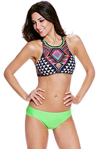 EVALESS Womens Tankini Pieces Swimsuit