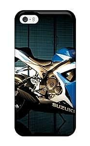 New Style Faddish Phone Suzuki Gsx R750 Bike Case For Iphone 5/5s / Perfect Case Cover 7946345K67169133