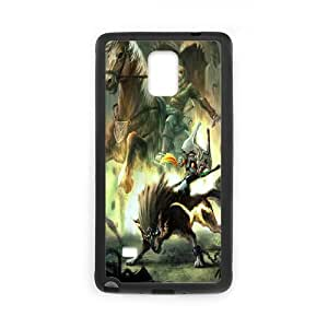 Custom Phone Case Legend of Zelda For Ipod Touch 4 Q5A2113596