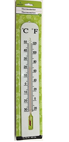 Garden Collection Jumbo Thermometer - Gabby Collection