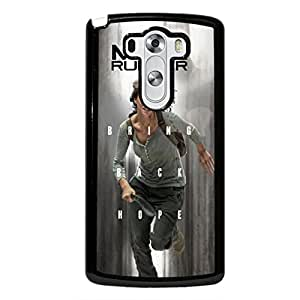 Beautiful Teresa Picture Maze Runner Phone Case For LG G3 Case,The Maze Runner LG G3 Black Hard Plastis Case Cover