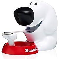 Scotch - Dispensador cinta con diseño de perro