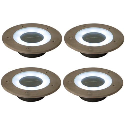 Recessed Solar Led Deck Lights - 6