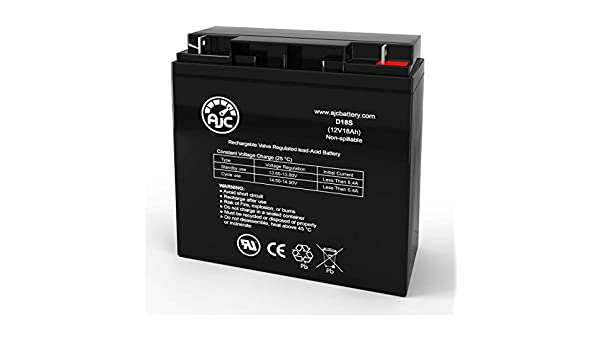 APC SmartUPS SUA3000 12V 18Ah UPS Battery This is an AJC Brand Replacement