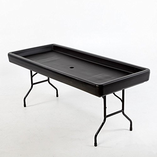 The Little Chiller Party Table - Black - Chiller Table