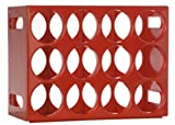 Le Cellier Wine Rack, Red