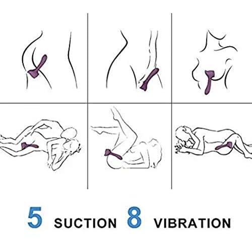 Orlena Clitoral Sucking Vibrator, G Spot - Tiendamiacom-2413