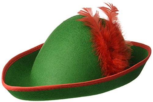 Forum Novelties Green Felt Elf Hat