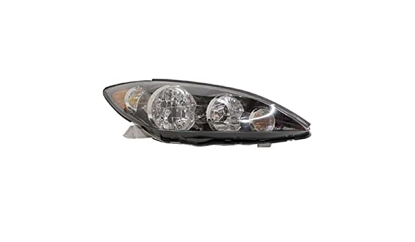 Genuine Toyota Parts 81110-06190 Passenger Side Headlight Assembly Composite