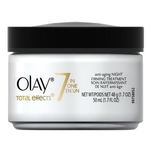 Olay Total Effects Anti-Aging Night Firming Treatment – 1.7 Fl Oz, Health Care Stuffs