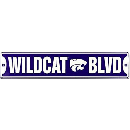 - Signs 4 Fun Ssckw Kansas State Wildcat Blvd, Street Sign