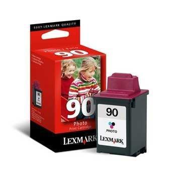 Lexmark (#90) 3200, 5000, 5700, 5770, 7000, 7200, 7200V, X63, Z22, Z32, Z42, Z43, Z45, Z45se, Z51, Z52, Z53, Z82, Z125, Z705, Z715, P707, P3150,Optra 40, 45 HiRes PHOTO Ink (Optra Inkjet Printer Ink)