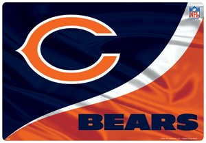 UPC 843966000376, Skinit Protective Skin (fits latest Generic 15-Inch Laptop/Netbook/Notebook); NFL Chicago Bears Logo