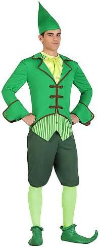 Atosa-22893 Disfraz Duende, color verde, M-l (22893): Amazon.es ...