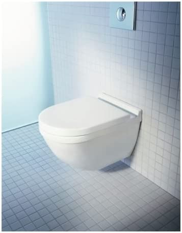Duravit 2225090092 Starck 3 Dual Flush Two Piece Elongated Toilet Less Seat White Toilet Bowls Amazon Canada