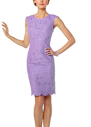Okaybridal Women's Cap Sleeve Mermaid Lace Dresses for Mother of the Bride