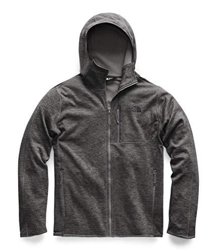 The North Face Men's Canyonlands Hoodie, TNF Dark Grey Heather, Size XL
