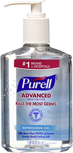 Purell Advanced Hand Sanitizer Refreshing