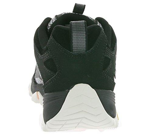 Merrell Moab Fst Gtx, Zapatillas de Senderismo para Hombre Negro (Black)