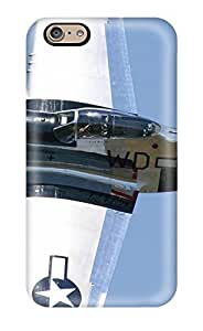Durable Protector Case Cover With Aircraft Hot Design For Iphone 6 by icecream design
