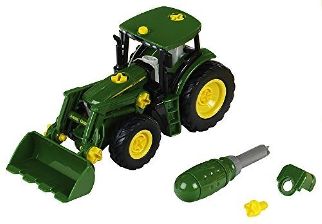 きつく縮約理想的全6種 小型版 変形 合体 ロボット カー(タイプ重機) 変身 ミニカー 子供 おもちゃ 6車合体可能 キッズ ギフト (パワーショベル)