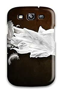 Anti-scratch And Shatterproof Invisible Phone Case For Galaxy S3/ High Quality Case