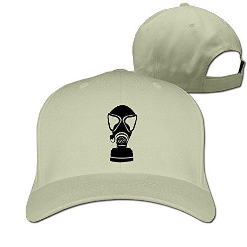 LFVM VUWD Comfortable Unisex Visor Hat Gas Mask