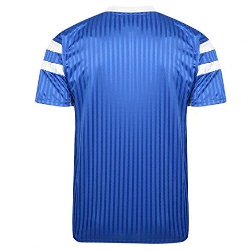 Score Draw DDR 1991 Football Soccer T-Shirt Camiseta: Amazon.es: Deportes y aire libre