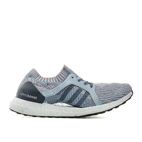 adidas Damen Ultraboost X Laufschuhe, Blau (Blu Azutac/Azusen/Corneb), 40 EU