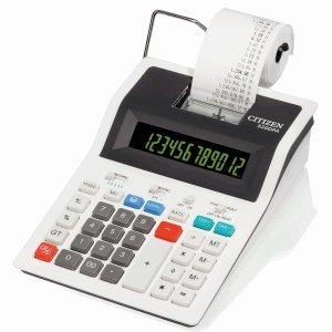 Citizen - Calculadora (Impresora 520dpa 12 dígitos operativos Red ...