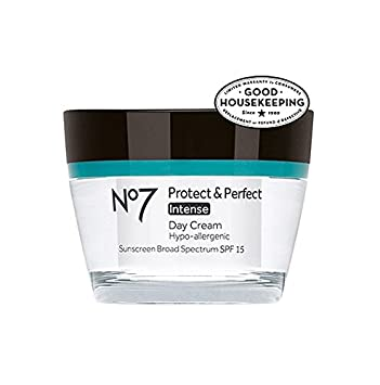 Boots No7 Protect Perfect Intense Day Cream, SPF 15, 1.69 fl oz – 2pc