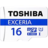 TOSHIBA 東芝 microSDHC 16GB Class10 UHS-I 防水 耐X線 超高速 [並行輸入品]