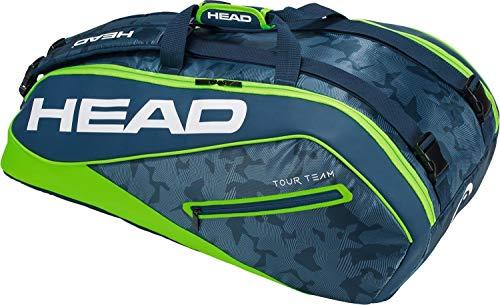 HEAD Tour Team 9 Racquet SuperCombi Tennis Bag ()