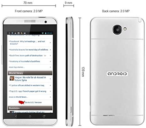 4,7 pulgadas S6 Android 4.1 Smartphone MTK6575 1.0GHz Pantalla ...