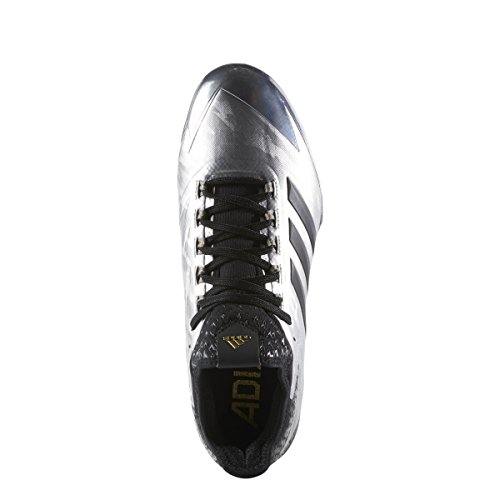 sale extremely newest cheap online adidas Adizero Afterburner 4 Faded Cleat Men's Baseball Gold Metallic-core Black-grey clearance looking for 5Khm7