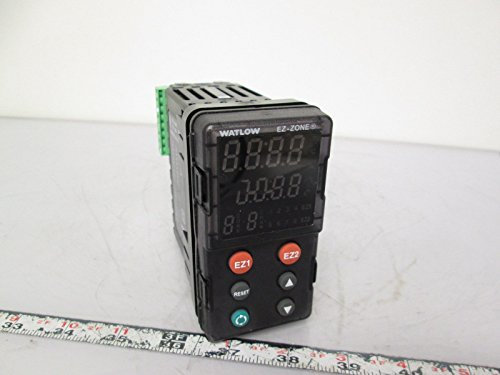 Watlow PM8C3CJ-3LCJAAA EZ-Zone PM Express Panel Mount Controller 1/8 (0.125 Din Pid Controller)