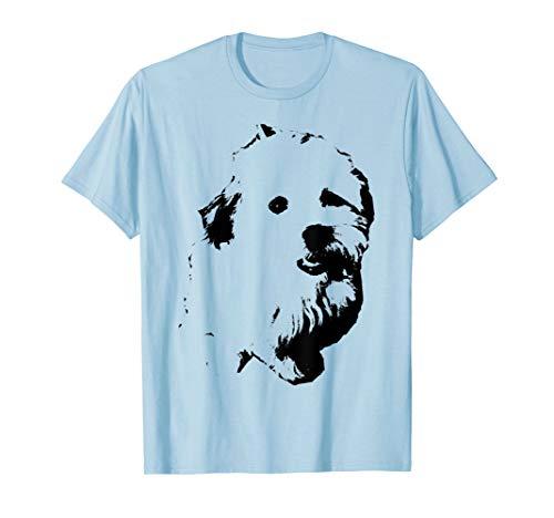teeshirt cute dog, puppy, havanese, bolonka T-Shirt