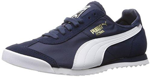 Puma Roma En Nylon Fashion Sneaker Peacoat