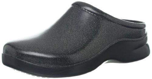 Klogs Dusty Black Shimmer - Womens Clogs