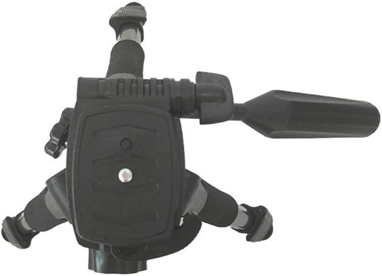 Aiyawear Stick Tripod Portable Tripod,56.7//144cm Travel Tripod Outdoor Compact Aluminum Video Camera Tripod Monopod for Phone DSLR Camera Color : Blue, Size : One Size