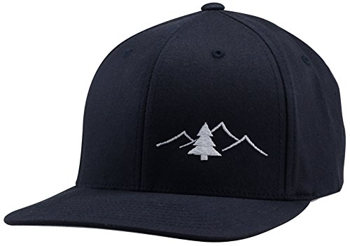 Lindo Flexfit Pro Style Hat - The Great Outdoors - by (Navy w/White: L/XL) by Lindo