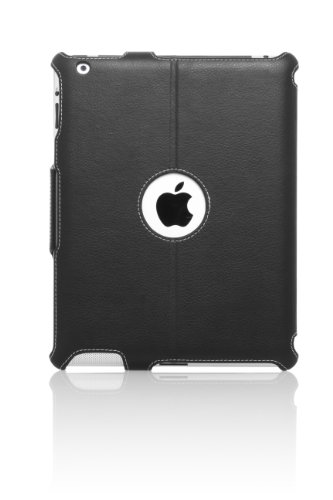 Targus Vuscape Case and Stand for iPad 3 and iPad 4th Generation, Black (THZ157US) by Targus
