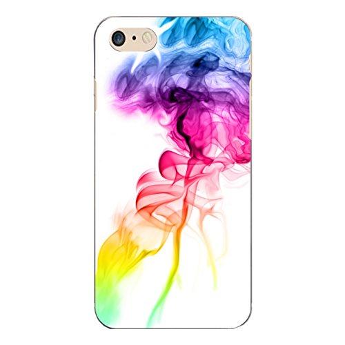 "Disagu Design Case Coque pour Apple iPhone 7 Housse etui coque pochette ""Bunter Rauch"""