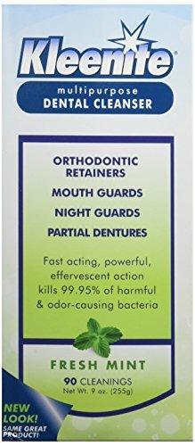 Regent Labs Kleenite, Multipurpose Dental Cleanser, 9 Oun...