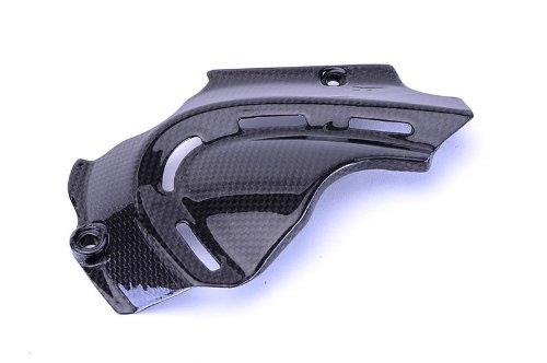 Bestem CBDU-696-SPC Black Carbon Fiber Sprocket Cover for Ducati Monster 696 796 1100