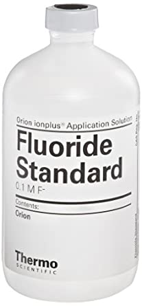 Thermo Scientific Orion Fluoride Standard, 0.1000m, 1pt, 475ml