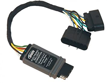 41%2BzygmAy L._SX355_ amazon com hopkins 41165 litemate vehicle to trailer wiring kit 2006 chevy colorado trailer wiring harness at soozxer.org