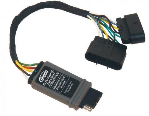 Harness Wiring Trailer Hoppy (Hopkins 41165 LiteMate Vehicle to Trailer Wiring Kit (Pico 6772PT) 2004-2008 Chevrolet Colorado and GMC Canyon, 2006 Isuzu I-280, I-350 and 2007-2008 Isuzu I-290, I370)