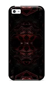 HouqJrX22066oIFvc Tpu Case Skin Protector For Iphone 5c Fractal Abstract Other With Nice Appearance